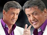 He's still got it! Sylvester Stallone, 67, shows off his tough guy moves while promoting new action film in Cannes