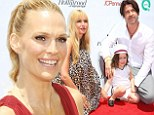 Dynamic duo: Molly Sims and Rachel Zoe teamed up to host a charity event on Saturday