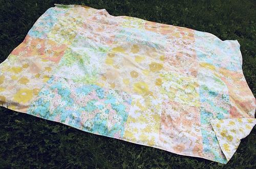 Last Summer's Beach Blanket