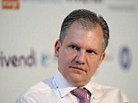 Problems: Publisher Arthur Sulzberger, pictured, said he heard 'repeatedly' of problem's with Abramson's conduct
