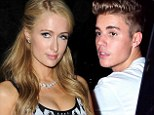 Bonding? Justin Bieber and Paris Hilton were pictured leaving Gotha Nightclub in Cannes, France on Saturday night together, after celebrating Busta Rhymes' birthday