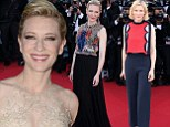 All hail Queen Cate! After a week of show-stopping gowns in Cannes, Blanchett rules the red carpet in yet another flawless frock at Armani event