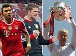 Revamp: Arsenal will hand Arsene Wenger a £100milllion boost for next season