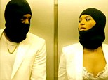 Hip hop's Bonnie and Clyde! Jay Z and Beyonce release surprise fake movie trailer for their On The Run Tour featuring more stars than a Hollywood blockbuster