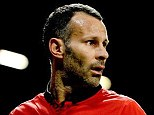 Off the pitch: Ryan Giggs has bid farewell to his playing days at United, and will become assistant manager