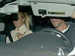 Chris Martin and Gwyneth Paltrow enjoy dinner date in Los Angeles after he hints marriage split was caused by his 'issues'