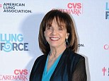 Cashing in: Actress Valerie Harper, 74, is expected to be paid nearly $50k in a lawsuit settlement with Broadway playwright Matthew Lombardo