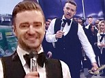 'I'm shocked... stunned!' Justin Timberlake beats Beyonce to Top Album as he wins SEVEN gongs at the 2014 Billboard Awards