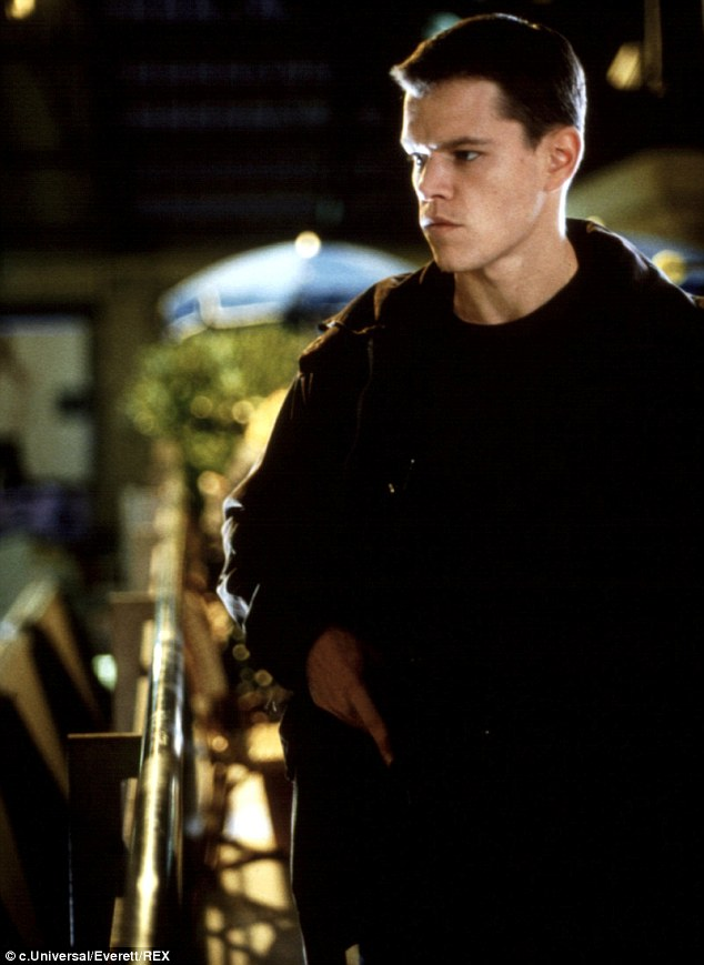 Making a comeback? The award-winning actor said he is open to reprising his role as Jason Bourne in The Bourne Identity