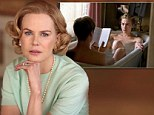 Nicole Kidman reveals she turned down the lead role in acclaimed 2008 drama The Reader while pregnant with daughter Sunday Rose over concerns the film's harrowing themes would have an impact her unborn child