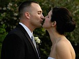 Husbands and wives have similar DNA, researchers at the University of California have found (library image)