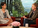 'They call it a geriatric pregnancy!' Halle Berry tells of her shock at 'miracle baby' at 47 when she was 'premenopausal'