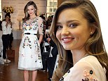 Miranda Kerr reveals her secret weapon super salad for glowing skin