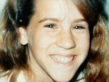 Search: Police are searching the home where Amy Sue Pagnac, pictured, lived when she went missing in 1989