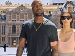 Kim Kardashian and Kanye West announce they will give guests a 'private surprise tour' of the Palace Of Versailles the night BEFORE their wedding