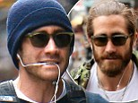What an improvement! Jake Gyllenhaal FINALLY shaves off that ragged beard