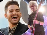 We Will Rock You... Down Under! Queen announce first Australian shows in 30 years with American Idol singer Adam Lambert as their frontman