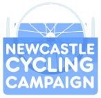 Newcastle Cycling Campaign logo