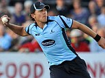 Throwing matches: Lou Vincent has admitted being involved in plans to fix games