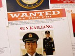Justice Department press staffers distributed 'WANTED' posters Monday before a press conference announcing that a U.S. grand jury has charged five Chinese military officials with economic espionage and trade secret theft