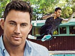 'I've pushed the limit': Channing Tatum reveals he's still a party animal after baby with wife Jenna Dewan in GQ interview
