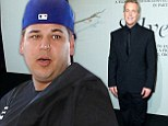 He's dedicated! Rob Kardashian 'flying personal trainer to Paris' to keep fit during sister Kim's wedding festivities
