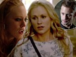 Sookie romancing Alcide, crazed vampires and a town fighting for survival: True Blood final season trailer shows sex, battles and bloodshed... but where's Eric?