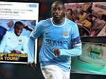 Yaya Toure unhappy with City after they snubbed his birthday