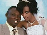 Doctor Meriam Yahya Ibrahim, 27, was charged with adultery for marrying Daniel Wani (both pictured on their wedding day) a Sudanese Christian man with U.S. citizenship living in New Hampshire