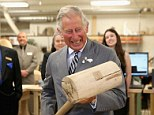 Charles and Camilla today embarked on the second day of their whirlwind tour of Canada as they mean to go on - cramming in eleven packed public engagements