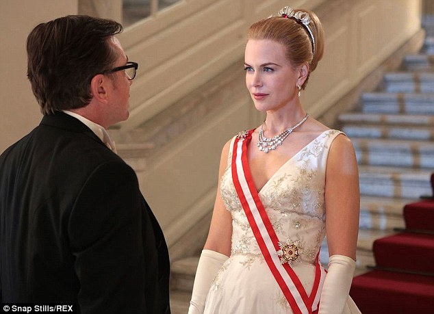 Flop: Grace Of Monaco has been panned by critics who call it historically inaccurate and overly glamorised