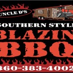 Blazin BBQ logo from FB