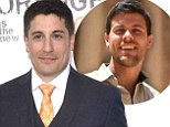'Too soon!' Jason Biggs makes insensitive jokes about deceased The Bachelorette contestant Eric Hill on Twitter