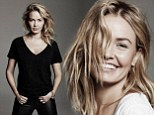 Australian model Lara Bingle