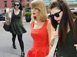 Taylor Swift and Lorde have lunch at Tiny's & The Bar Upstairs in New York City
