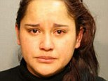 Mother, 24, arrested for 'beating her 3-year-old daughter to death'