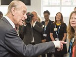 Procedure: Buckingham Palace said that the Duke had the medical procedure carried out at the palace yesterday morning