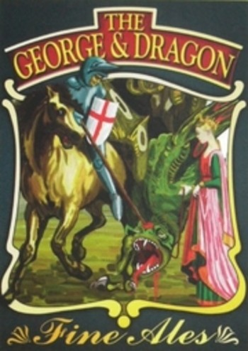 Steyn on St George`s Day: The Dragon`s Winning