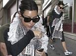 Kim Kardashian leaves gym for third day in a row
