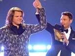 'Rock and Roll Viking' Caleb Johnson crowned the 13th American Idol