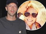 What will Gwyneth say? Chris Martin takes Apple and Moses to fast food restaurant where they 'shovelled fries into their mouths'