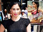 'I play the original hooker with a heart of gold': Sarah Silverman talks about her turn as a devoutly religious prostitute in A Million Ways To Die In The West