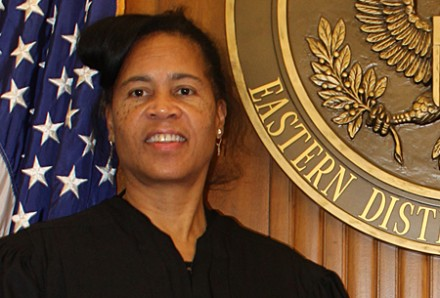 A Virginia Reader Notes That The Black Female Judge Who Struck Down A Virginia Constitutional Amendment Is One Of SEVENTEEN Appo