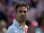 Hitting back: Kevin Pietersen rejected Paul Downton's claims made on Test Match Special