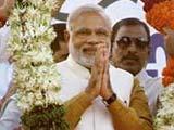 With Cook, Personal Aides, Narendra Modi Checks Into Delhi