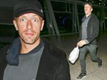Chris Martin arrives in London as Coldplay's Ghost Stories tops the charts and becomes the fastest-selling album of the year