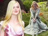'I've had the best time': Elle Fanning always 'dreamed of being a princess' before taking on 'incredible' role of Aurora in Maleficent