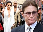 'Bored' Bruce Jenner is having 'a terrible time' at Kimye's wedding weekend and 'wishes he could have stayed at home'