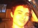 Lone gunman: 22-year-old Elliot Rodger went on a shooting spree, killing six people and injuring seven before dying of a gunshot wound to the head