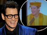 Jim Carrey reveals his late father inspired him to follow his dreams in moving speech at Maharashi University of Management